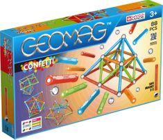 Geomag Confetti 88 építőkészlet