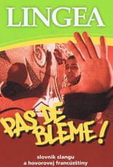 Kolektív: Pas de bleme! slovník slangu a hovorovej francúzštiny