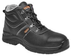Bennon Zimná pracovná obuv Basic S3 čierna 38