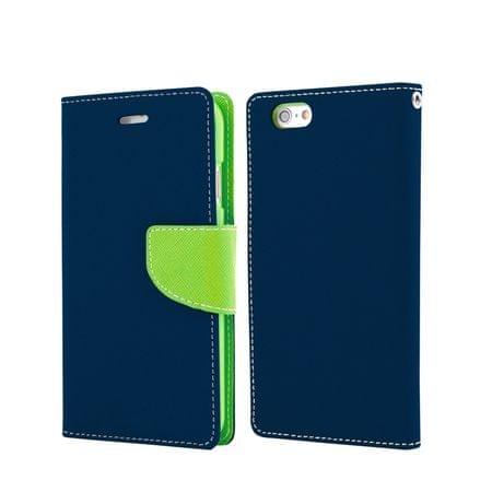 Havana Fancy Diary preklopna torbica za Honor 10, modra in zelena