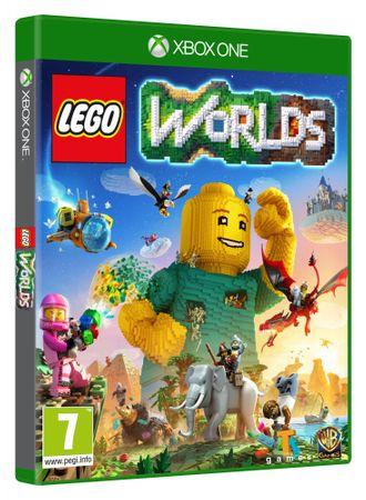 Warner Bros igra LEGO Worlds (Xbox)