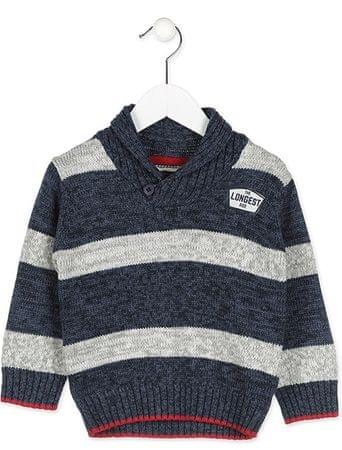 Losan chlapecký svetr 98 modrá