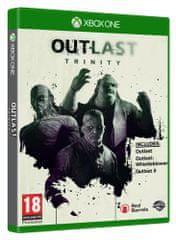 Warner Bros igra Outlast Trinity (Xbox One)