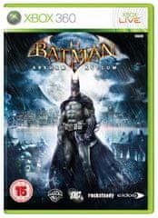 Warner Bros igra Batman Arkham Asylum (Xbox 360)