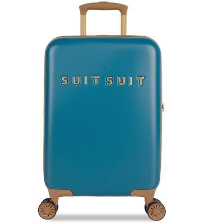 SuitSuit walizka podróżna TR niebieski