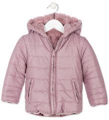 Losan dívčí oboustranná zimní bunda