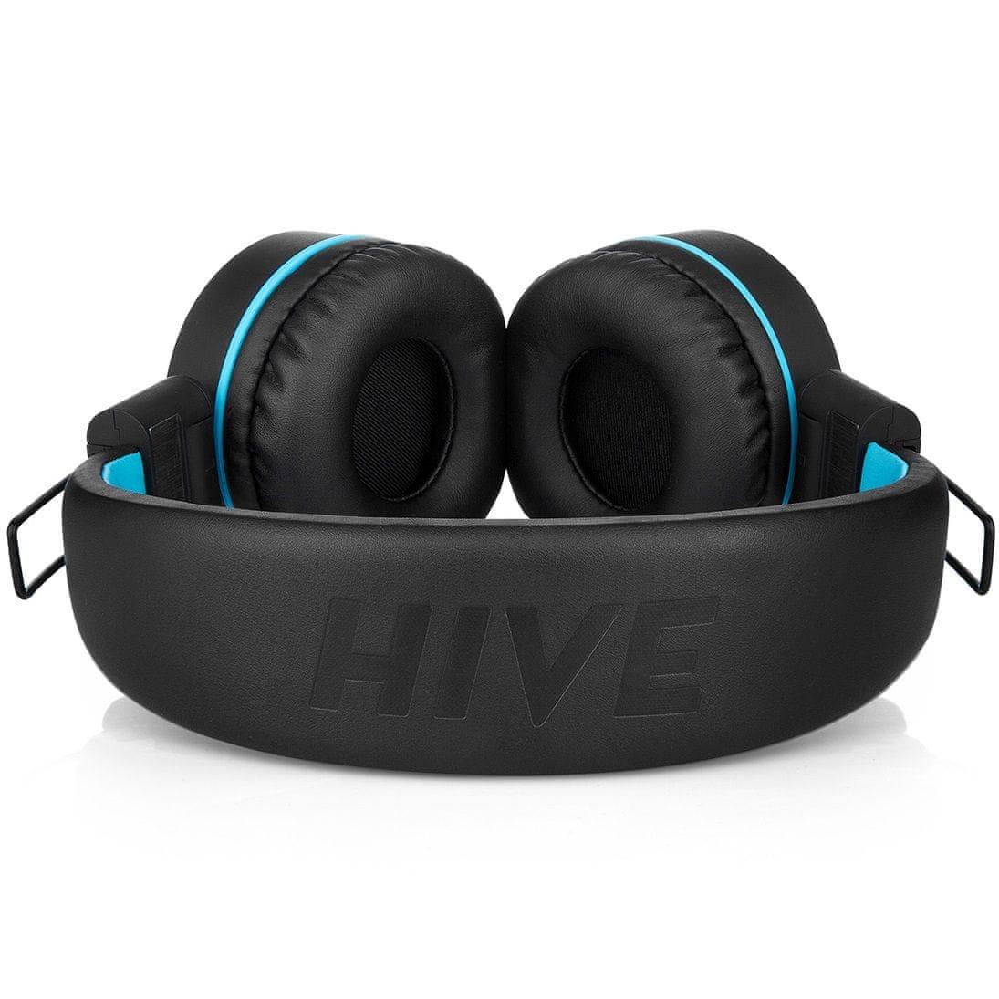 sluchátka Niceboy HIVE W1 odolný kabel