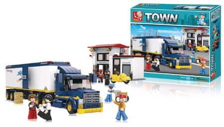 Sluban B0318 Town Series Truck
