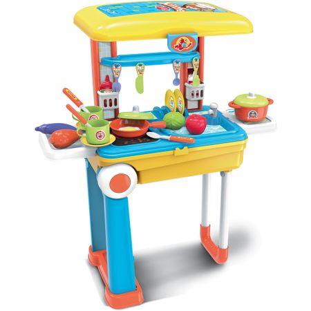 Buddy Toys BGP 3015 Bőrönd Deluxe konyha