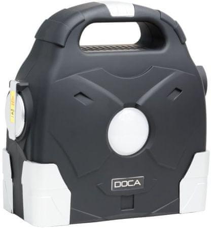 DOCA Technology Co. Powerbank 95000mAh čierna DG-600