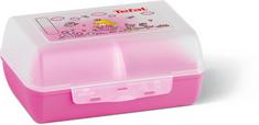 Tefal VARIOBOLO CLIPBOX dóza růžová/průsvitná-princezna K3160214