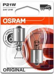 Osram Žiarovka typ P21W, 24V, 21W, Standard