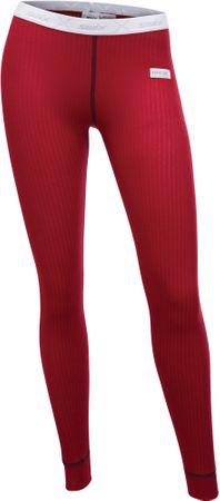 Swix spodnie termoaktywne damskie Racex czerwony S