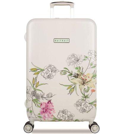 SuitSuit Utazó bőrönd TR-5101/3-M - 10th Anniversary English Garden