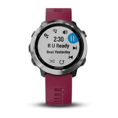 Garmin zegarek sportowy Forerunner 645 Music, Cerise