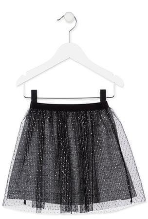 Losan dívčí sukně 92 černá