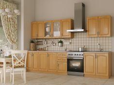 Kuchyně NOAH 260 cm, olše