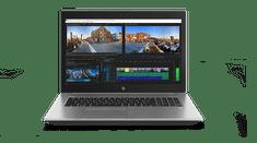 HP prenosnik ZBook 17 G5 i7-8750H/16GB/SSD512GB+1TB/P2000/17,3FHD/W10P (2XD25AV)