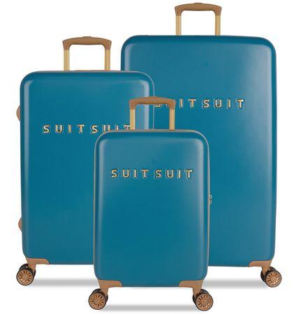SuitSuit putni koferi TR-7102/3 - Fab Seventies Seaport Blue