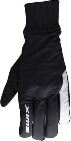 Swix rękawice narciarskie męskie Pollux czarny 7/S