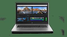 HP prijenosno računalo ZBook 17 G5 i7-8750H/16GB/SSD512GB+1TB/P3200/17,3FHD/W10P (2XD25AV)