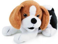 e8bdda9bc Rappa Plyšový kamarát pes Bobík interaktívny