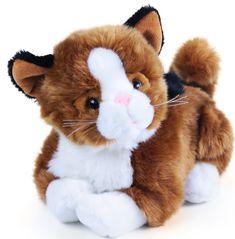 da9a40938 Rappa Plyšový kamarát mačka Mína interaktívna