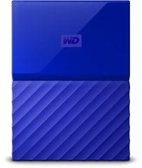 WD My Passport 2TB, modrá (WDBS4B0020BBL-WESN)