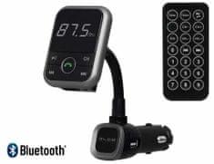 Blow FM odašiljač 74-142, 3v1, Bluetooth + punjač + handsfree telefoniranje, crni