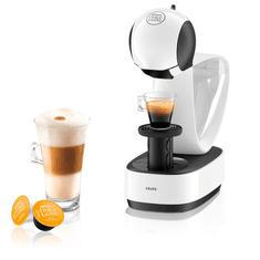 KRUPS KP170131 Infinissima kávéfőző gép, fehér