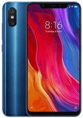 Xiaomi Mi 8, 6GB/64GB, Global Version, Blue - zánovní