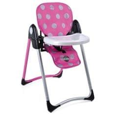Hauck Jídelní židlička Icoo - zánovní