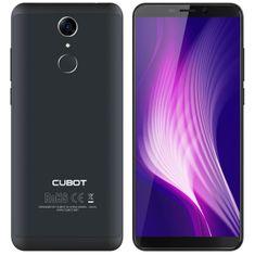 Cubot Nova, Dual SIM, crni