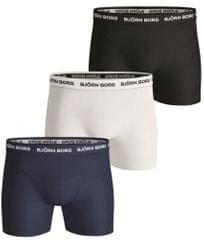 Björn Borg trojité balení pánských boxerek