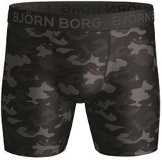 Björn Borg pánské boxerky 9999-1135 Shorts BB Tonal Camo