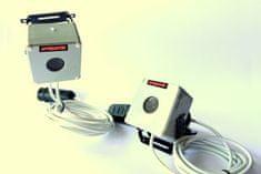 MAMMOOTH Ultrazvukový plašič hlodavcov pre montáž v dome, garáži, na streche, 230 V; počet zariadení: 2 ks, počet reproduktorov: 2 ks