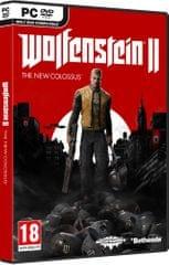 Bethesda Softworks igra Wolfenstein II: The New Colossus (PC)