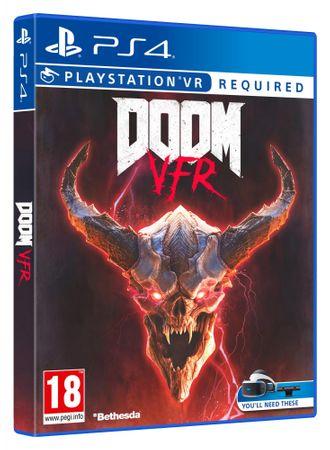 Bethesda Softworks igra Doom VFR (PS4)