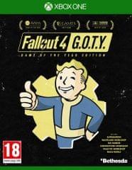 Bethesda Softworks igra Fallout 4 GOTY (Xbox One)