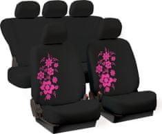Harmony presvlake za sjedala Lady, crne