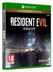 Capcom igra Resident Evil 7: Biohazard Gold Edition (PS4)
