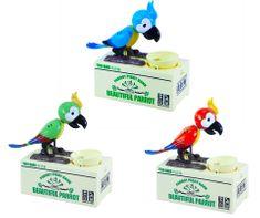 Rappa Pokladnička hladný papagáj - rôzne farby