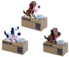 Rappa Pokladnička hladný pes - rôzne druhy