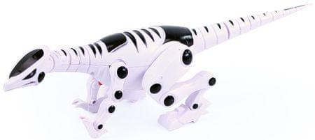 Rappa Dino robot, járó, hanggal és a fénnyel