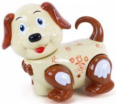 Rappa igrača pes z zvočnimi in svetlobnimi efekti