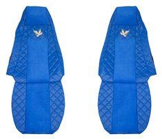 F-CORE Poťahy na sedadlá FX02, modré