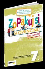 Kolektív autorov: Zopakuj si slovenčinu –7.ročník