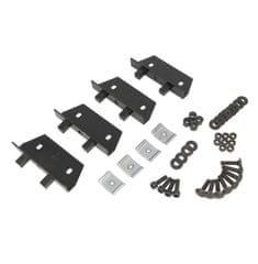 JOPE Montážní kit patky (4 ks), typ střechy: montážní body, pro vozy: CITROËN, FIAT, PEUGEOT