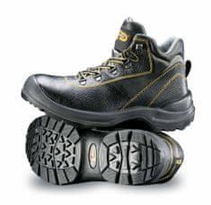 260b9962b9 Panda Safety Pracovná obuv Orsetto S3 čierna 46