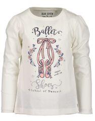 Blue Seven koszulka dziewczęca Ballet